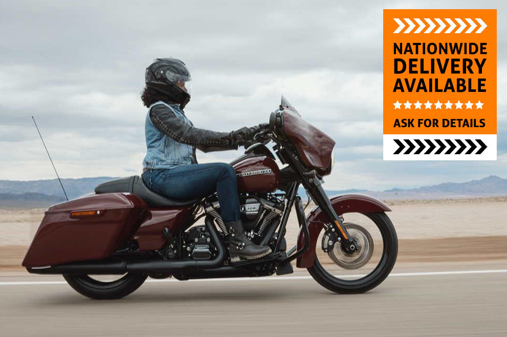 Street Glide Special Offer