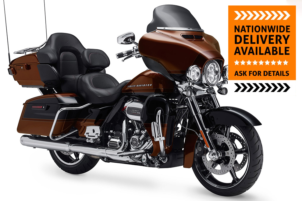 CVO Touring Limited Offer