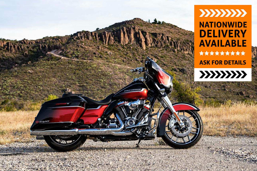 CVO Touring Street Glide Offer