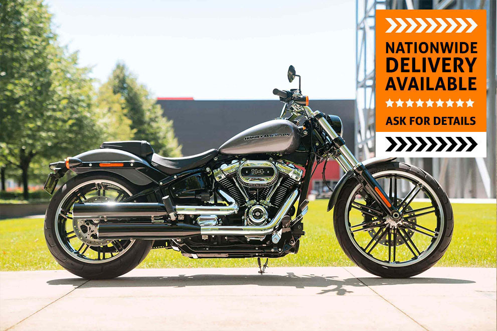 Softail Breakout 114 Offer