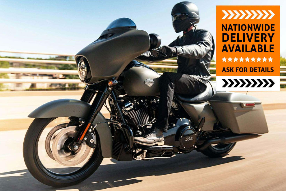Touring Street Glide Special Offer